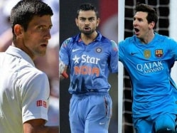 Kohli More Marketable Player Than Messi, Djokovic: Report