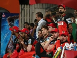 Kohli Blames Himself, De Villiers' Exit For RCB's Loss to SRH