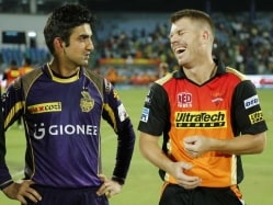 IPL Live Score Eliminator: Warner, Henriques Steady SRH