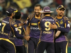 IPL: Yusuf Pathan, Sunil Narine Take KKR Into Playoffs With Win Over SRH