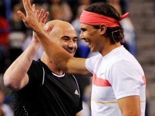 Andre Agassi's Letter of Admiration to Clay King Rafael Nadal