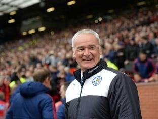 Mum's The word as Claudio Ranieri to Miss Leicester City's Potential Title Decider