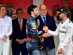 Red Bull Apologise to Ricciardo For Monaco GP Pit-Stop Bungle
