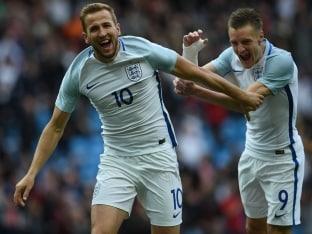 Jamie Vardy, Harry Kane Help England Beat Turkey In Euro 2016 Warm-up