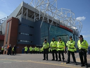 Dummy Device Behind Old Trafford 'Bomb' Scare 'Fiasco'
