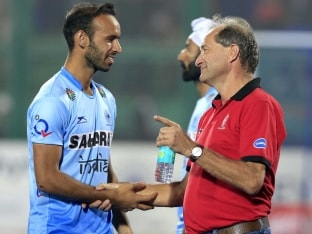 Rio Olympics 2016 Hockey: India To Keep Expectations In Check, Says Coach Roelant Oltmans