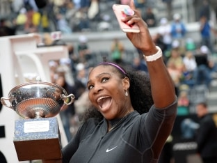 French Open: Serena Williams Aims To Equal Steffi Graf, Guns For 22nd Grand Slam Title