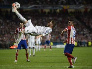 Champions League Final Goal Like Losing Virginity: Sergio Ramos