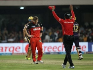 IPL: 'Royal Challengers Bangalore's Bowling vs Kolkata Knight Riders Disappointing'