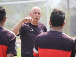 Stephen Constantine Says Indian Football Clubs Need Access To Sports Science