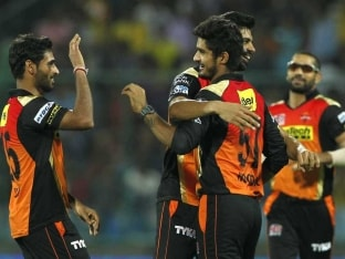 IPL: SRH Win by 22 Runs, Eliminate KKR to Set-up Virtual Semi-Final With GL