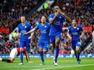 Leicester City Champagne on Ice, Manchester City Crash at Southampton