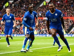 Manchester United F.C. Make Leicester City F.C. Wait For Title With 1-1 Draw