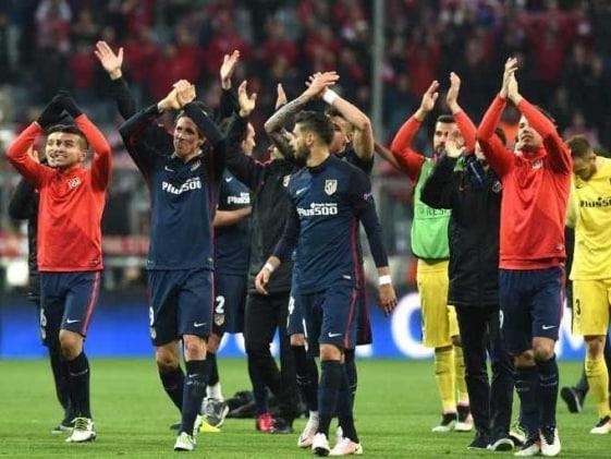 Atletico Madrid Break Bayern Munich Hearts to Reach Champions League Final