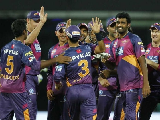 IPL Highlights: DD vs RPS - Rahane Fifty, Dhoni Cameo Give RPS Seven-Wicket Win