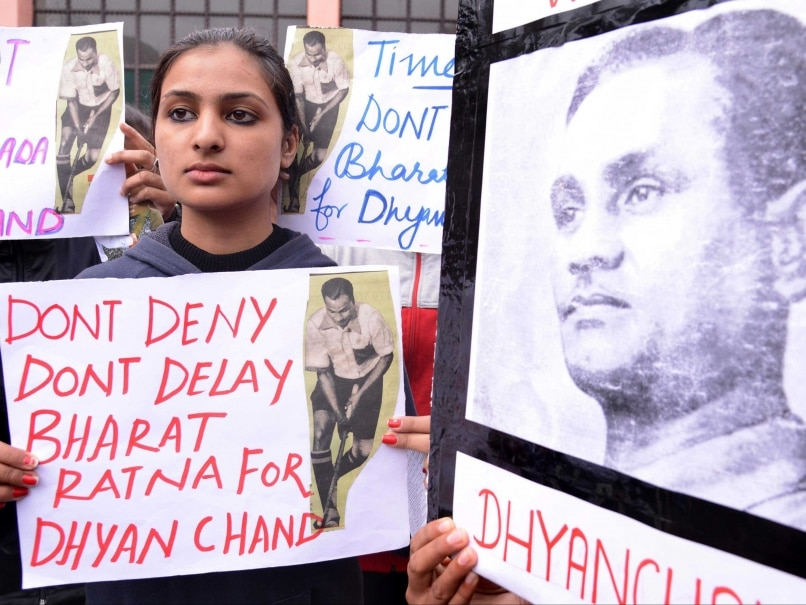 Former Hockey Greats Renew Demand For Bharat Ratna to Dhyan Chand
