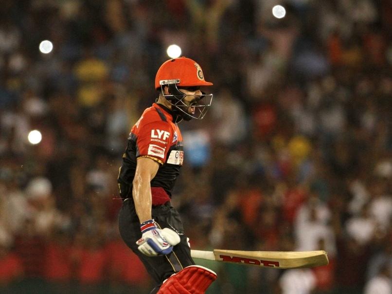 Virat Kohli's RCB Target IPL Final in Clash Against ...