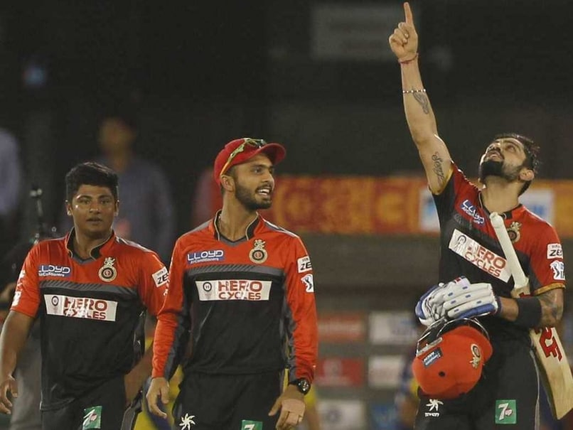 Virat Kohli Continues To Shatter Records, Comes Closer To Creating History - IPL 9 News