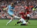 Manchester United vs Manchester City Highlights: City Beat United 2-1