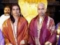 PV Sindhu, Pullela Gopichand Visit Tirupati Shrine