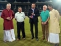 Legends Felicitated on 30th Anniversary of Tied India-Australia Test