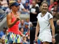 Angelique Kerber Reveals Steffi Graf's Ace Before US Open Final