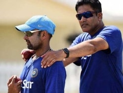 India vs New Zealand: Anil Kumble Smothers Green Park Pitch Talk