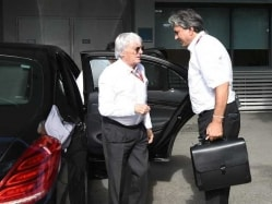 Formula One Supremo Bernie Ecclestone Warns He Could Quit