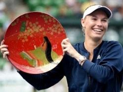 Caroline Wozniacki Ends Title Wait With Pan Pacific Open Triumph
