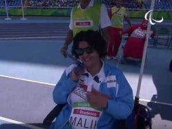 PM Narendra Modi Congratulates Deepa Malik For Winning Silver at Rio Paralympics