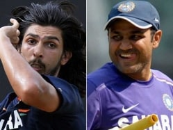 Virender Sehwag Has a Funny Nickname For Birthday Boy Ishant Sharma