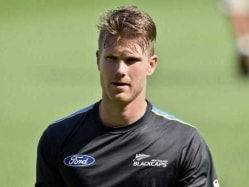 Jimmy Neesham Ruled Out of New Zealand's Opening Test Against India