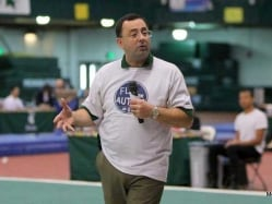 Former USA Gymnastics Doctor Larry Nassar Accused of Molestation
