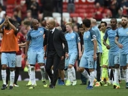 Premier League: First Blood To Pep Guardiola As Manchester City Win Derby