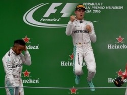 Nico Rosberg Wins Italian GP, Reduces Lewis Hamilton's Lead to 2 Points