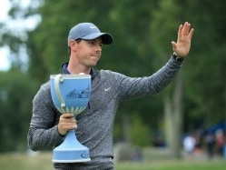 Rory McIlroy Ends PGA Tour Title Drought With Deutsche Bank Crown