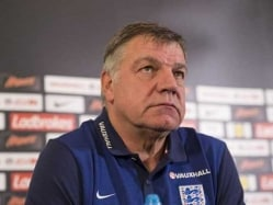 England Manager Sam Allardyce Set to Ring in Changes For Slovakia Clash
