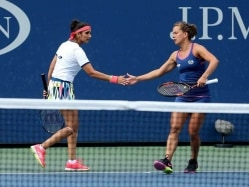 US Open: Sania Mirza-Barbora Strycova March Into Quarter-Finals