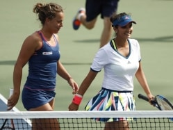 Sania Mirza-Barbora Strycova Clinch Pan Pacific Open Title