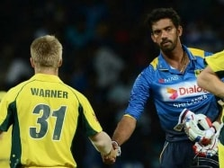 Sri Lanka's Sachithra Senanayake Fined For David Warner Send-Off