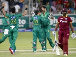 Pakistan Defeat West Indies For T20 Series Win