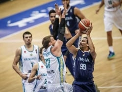 India Beat Kazakhstan to Secure Place in FIBA Asia Challenge QFs