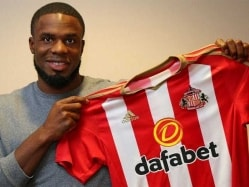 Premier League: Sunderland Sign Former Everton Striker Victor Anichebe