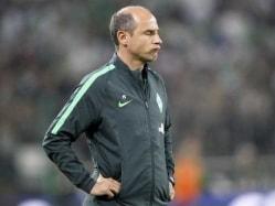 German Football Club Werder Bremen Sack Coach