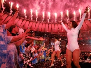 After 1,192 Days, Brazil's Mega-Event Run Ends at Paralympics