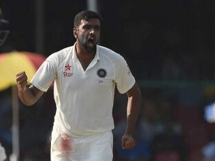 Ravichandran Ashwin Shines Brightest In India's Historic 500th Test In Green Park