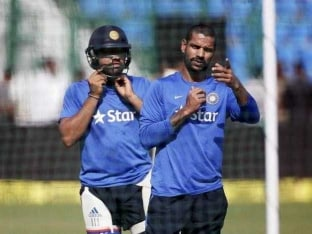 How Long A Rope Will Rohit Sharma And Shikhar Dhawan Get in Test Cricket?