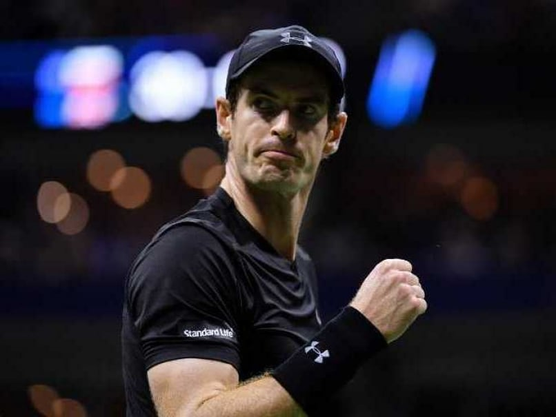 Murray makes quick work of Dimitrov