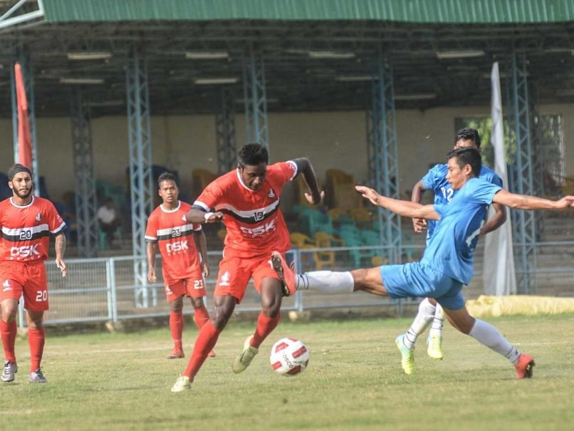Minerva FC beat DSK Shivajians in Durand Cup