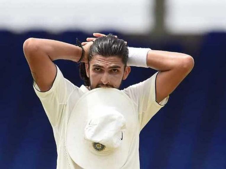 Ishant Sharma sad